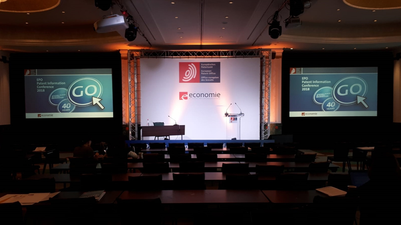 Audiovisual & IT @ International congress Brussels